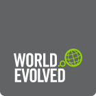World Evolved logo